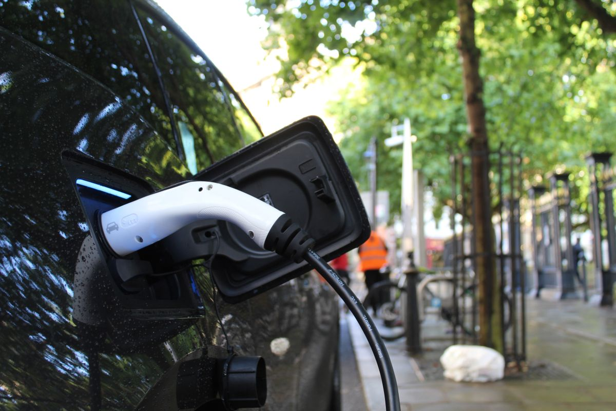 Norway electric car sales made up 54% of market share in 2020
