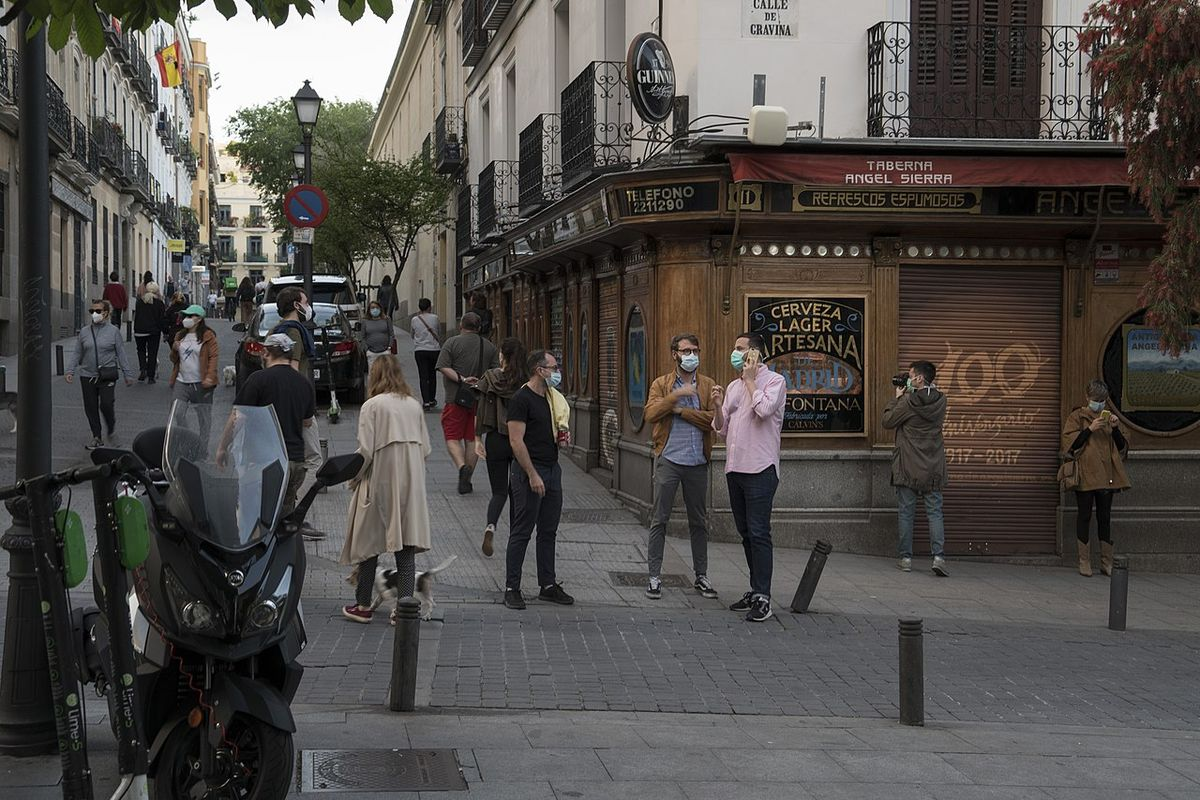 After a three-month lockdown, Spain is reopening its borders to tourists