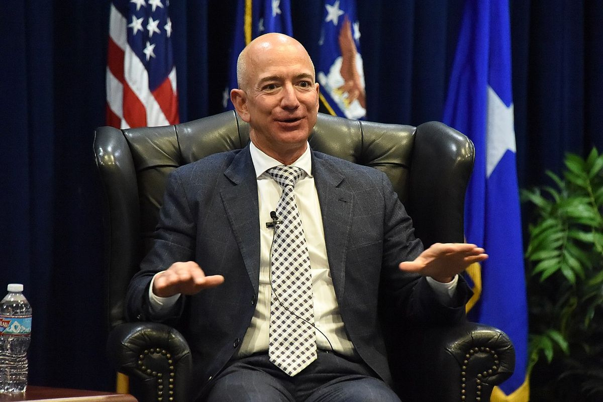 Jeff Bezos to step down as Amazon CEO in Q3 of 2021