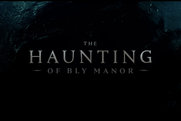 "Title Card of ""The Haunting of Bly Manor"""
