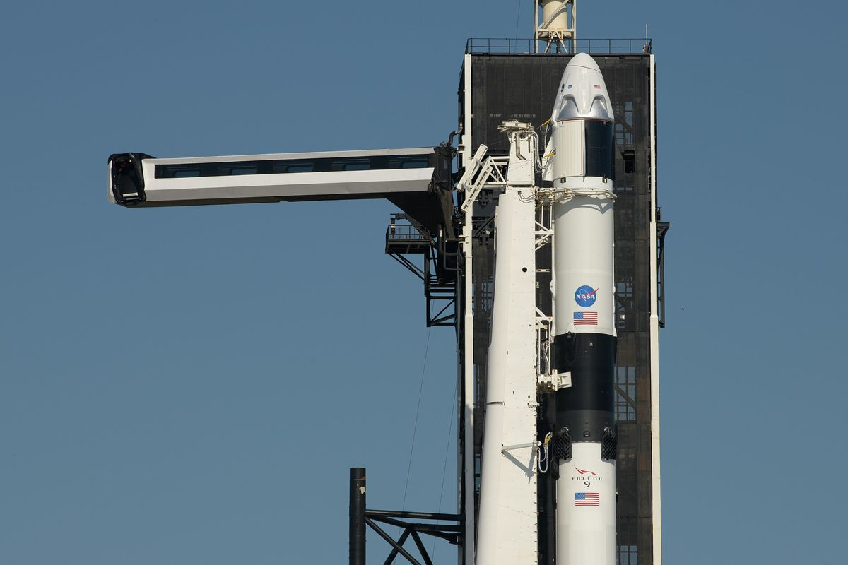 NASA and SpaceX are set for launch of SpaceX Demo-2