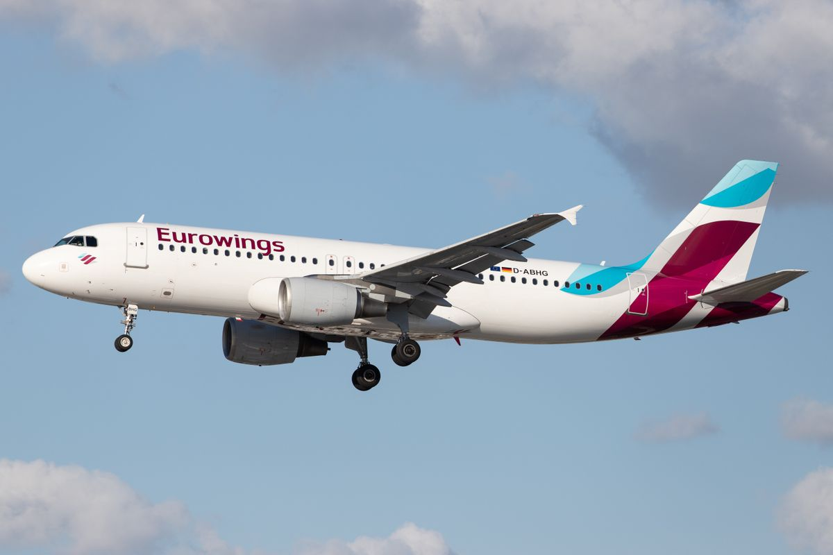 Eurowings announces 300 additional Germany-Mallorca flights over Easter