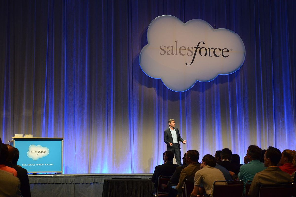 """Salesforce says """"9-to-5 workday is dead"""", creates flexible remote work policy"""