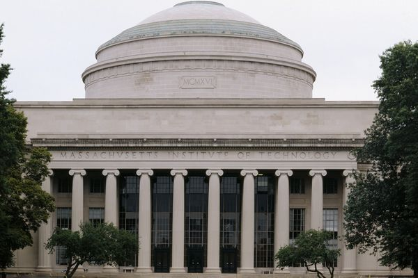 Maclaurin Buildings and Great Dome at MIT, Cambridge