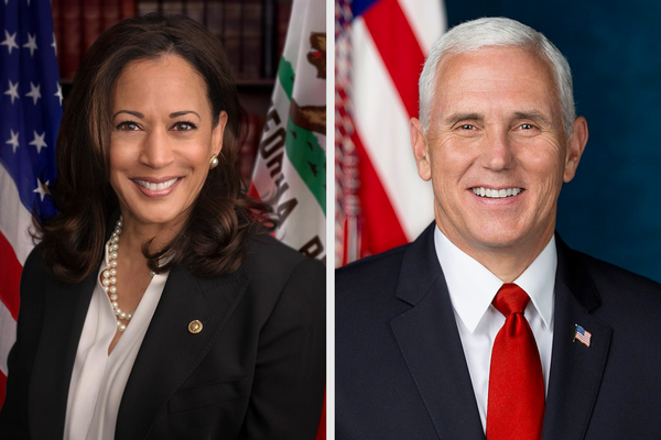 Pence-Harris debate calmer than Trump-Biden debate with fewer interruptions