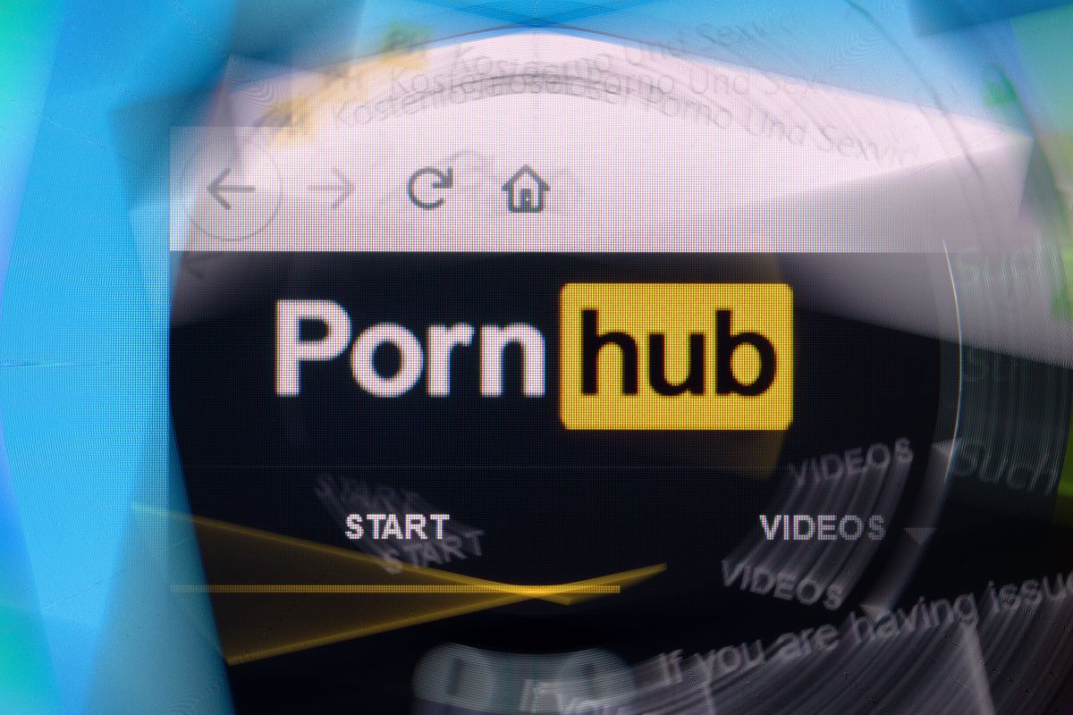 Pornhub obliges users to identify themselves through third-party providers