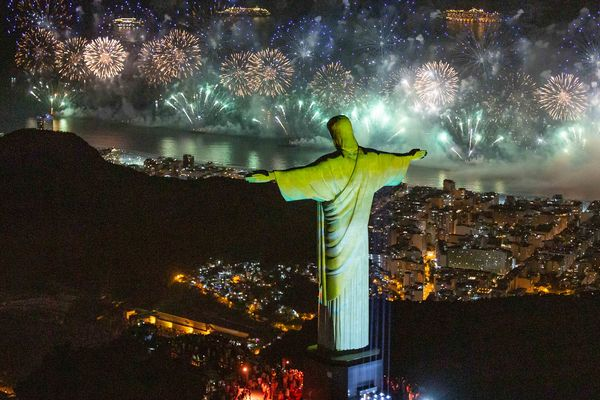 Rio de Janeiro cancels New Year's Eve party