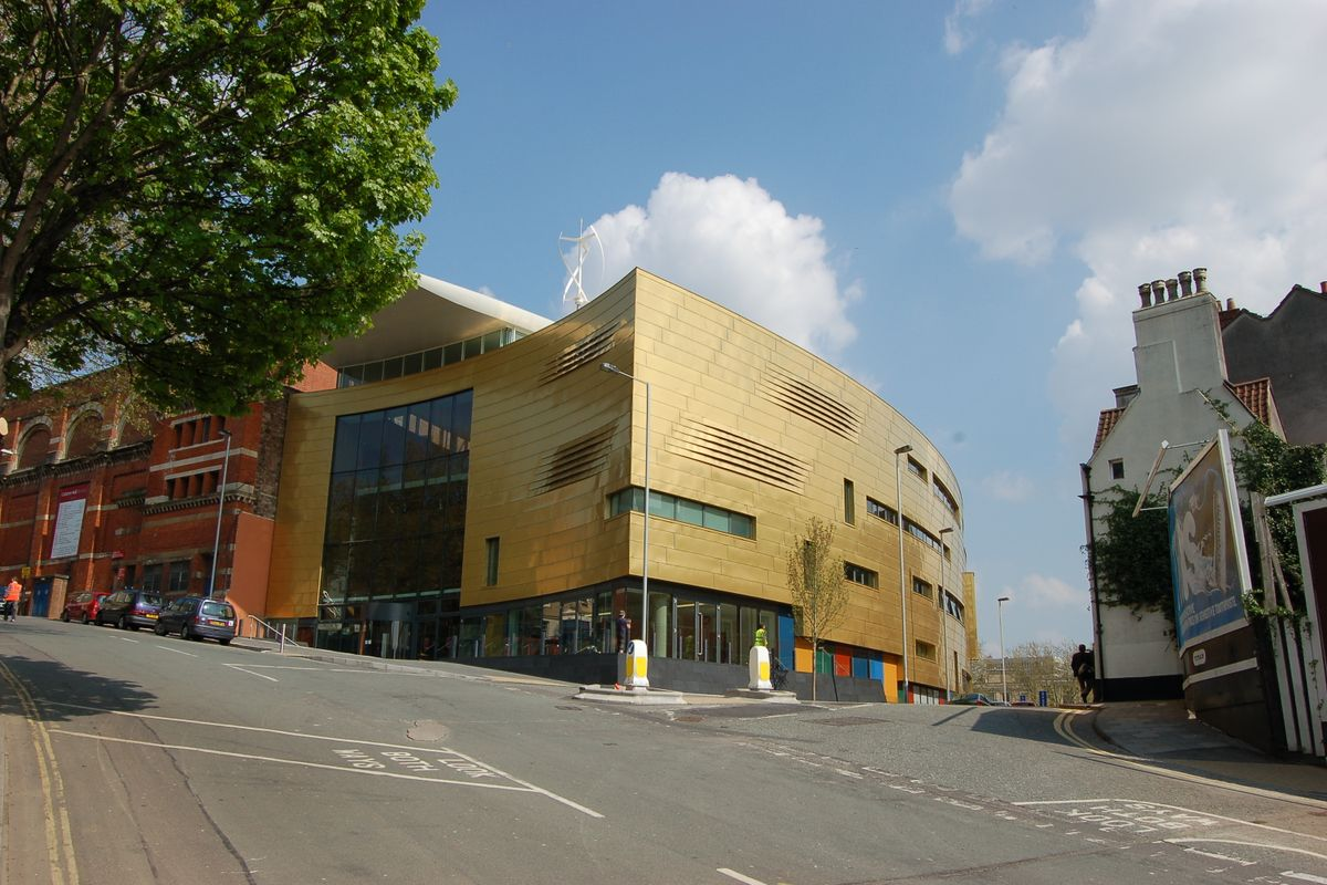 Colston Hall, in Bristol, to change its name by fall