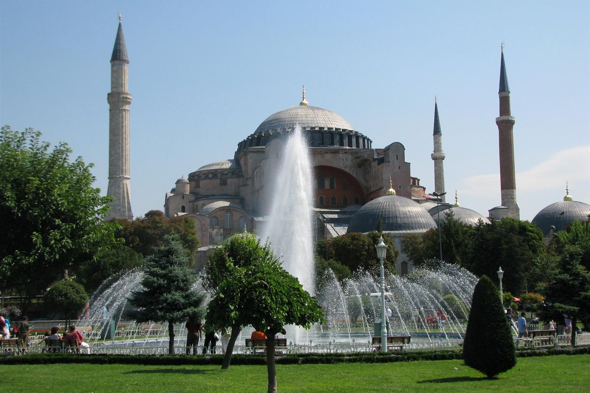 Erdogan signs decree converting Istanbul's Hagia Sophia into mosque