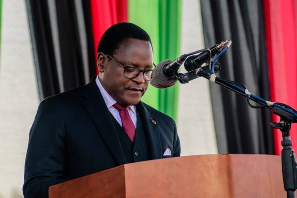 Malawi: Lazarus Chakwera sworn in as new president