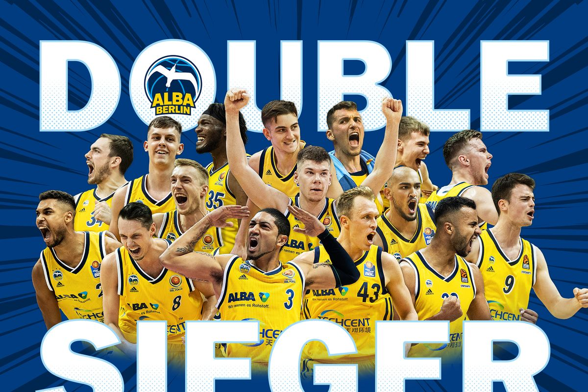 Alba Berlin is BBL champion after 12 years