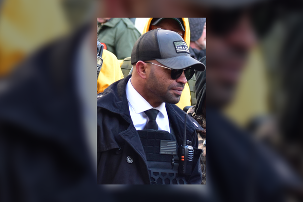 Proud Boys leader Enrique Tarrio arrested & charged with destruction of property