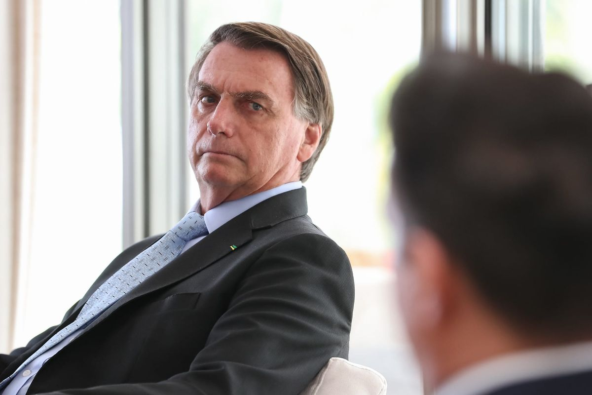Bolsonaro tells Brazilians to 'stop whining' as Covid-19 deaths spike