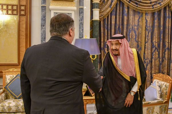 Saudi King Salman admitted to hospital in Riyadh