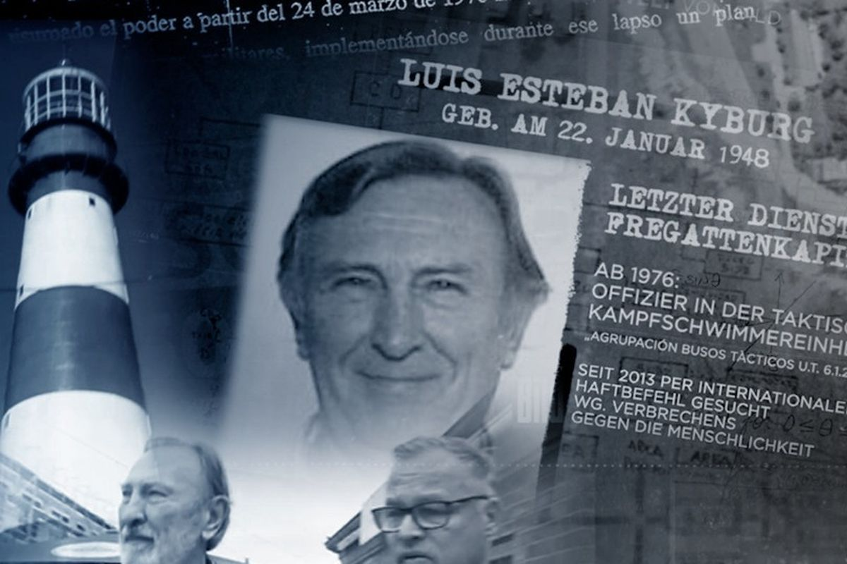 Ex-officer accused of human rights crimes in Argentina found living in Berlin