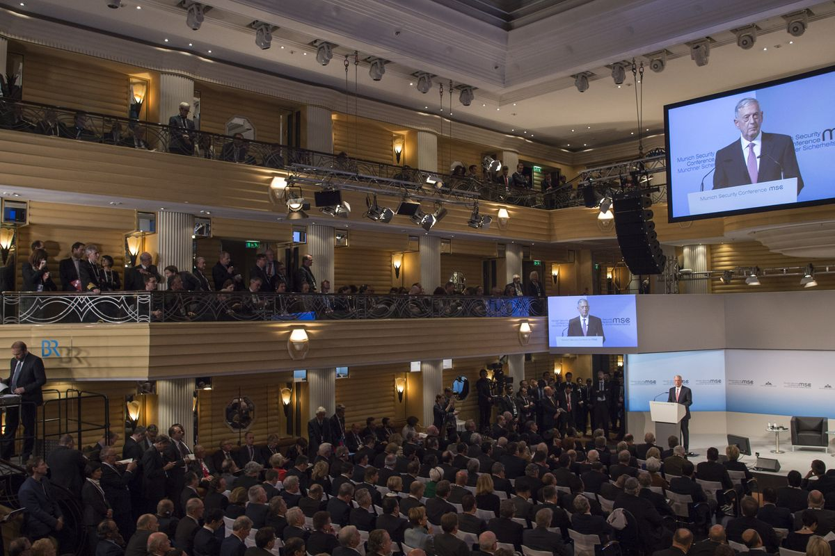 Munich Security Conference has been postponed