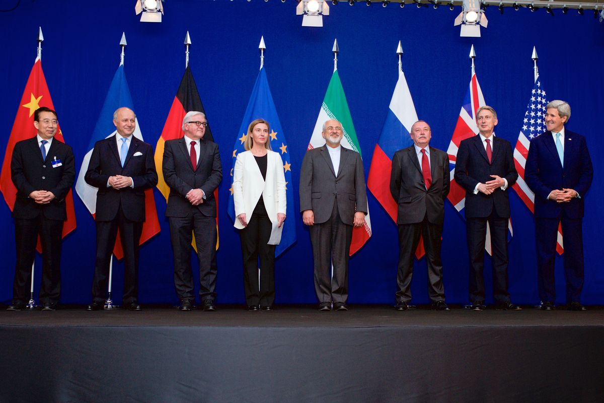 Iran enriched uranium stockpile '10 times limit' set in the nuclear deal