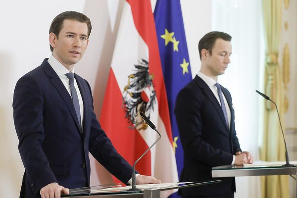 Austrian chancellor considers second lockdown as a measure of last resort