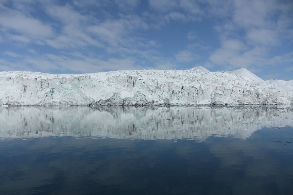 Microplastics from laundry machines found in the arctic