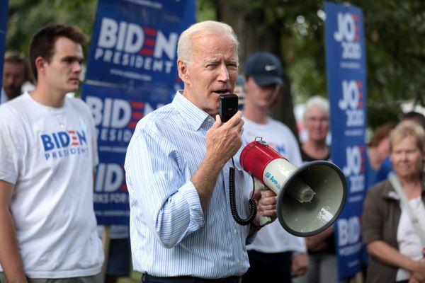 Joe Biden releases his tax returns, paid nearly $288,000 last year
