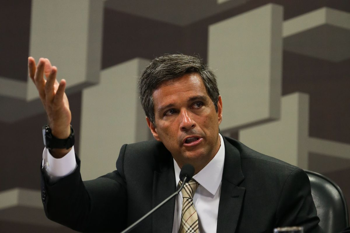 Brazil central bank chief worried credit not reaching companies