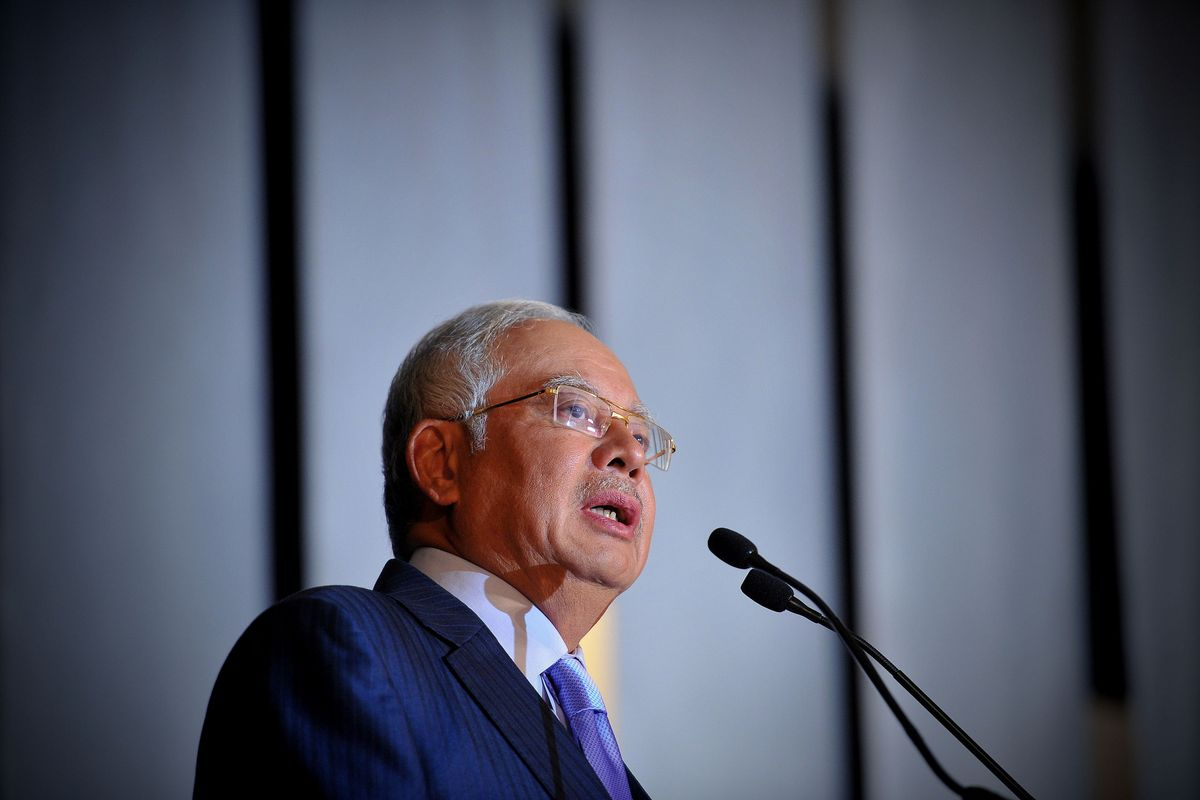 1MDB corruption trial sentences ex-PM of Malaysia to 12 years in prison