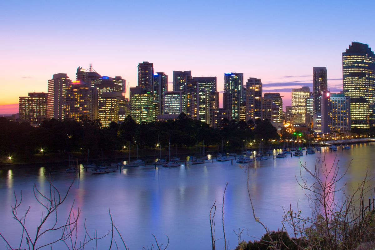 The city of Brisbane was chosen as 'preferred partner' to host the 2032 Olympic Games