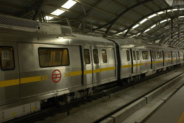 India's transport system carried around 2.7 million passengers a day before the lockdown.