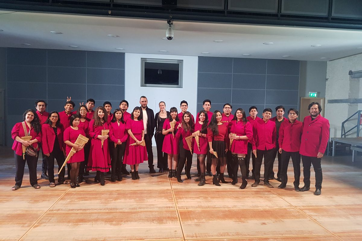 Bolivian orchestra finally going home after months in Germany
