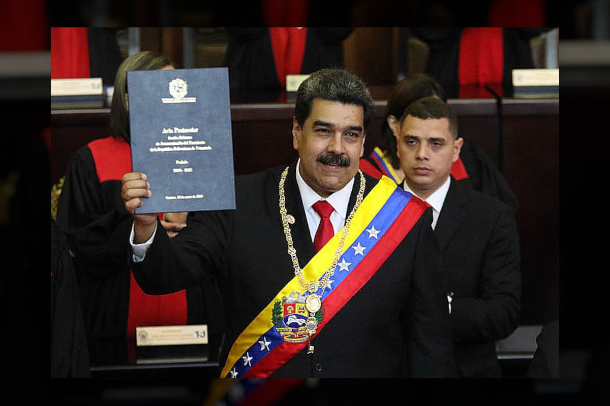 Facebook freezes Maduro's page for Covid-19 misinformation
