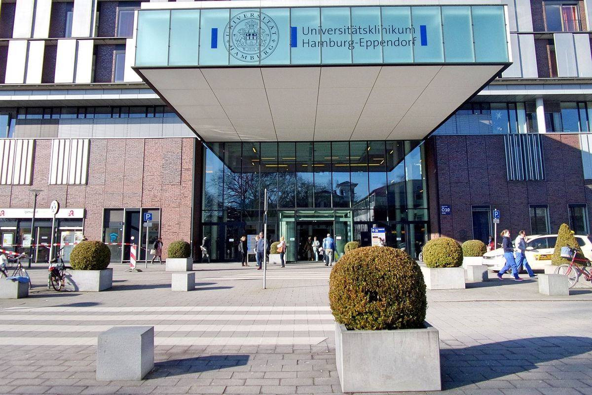 UKE Hamburg: Proceedings against the doctor and security forces discontinued