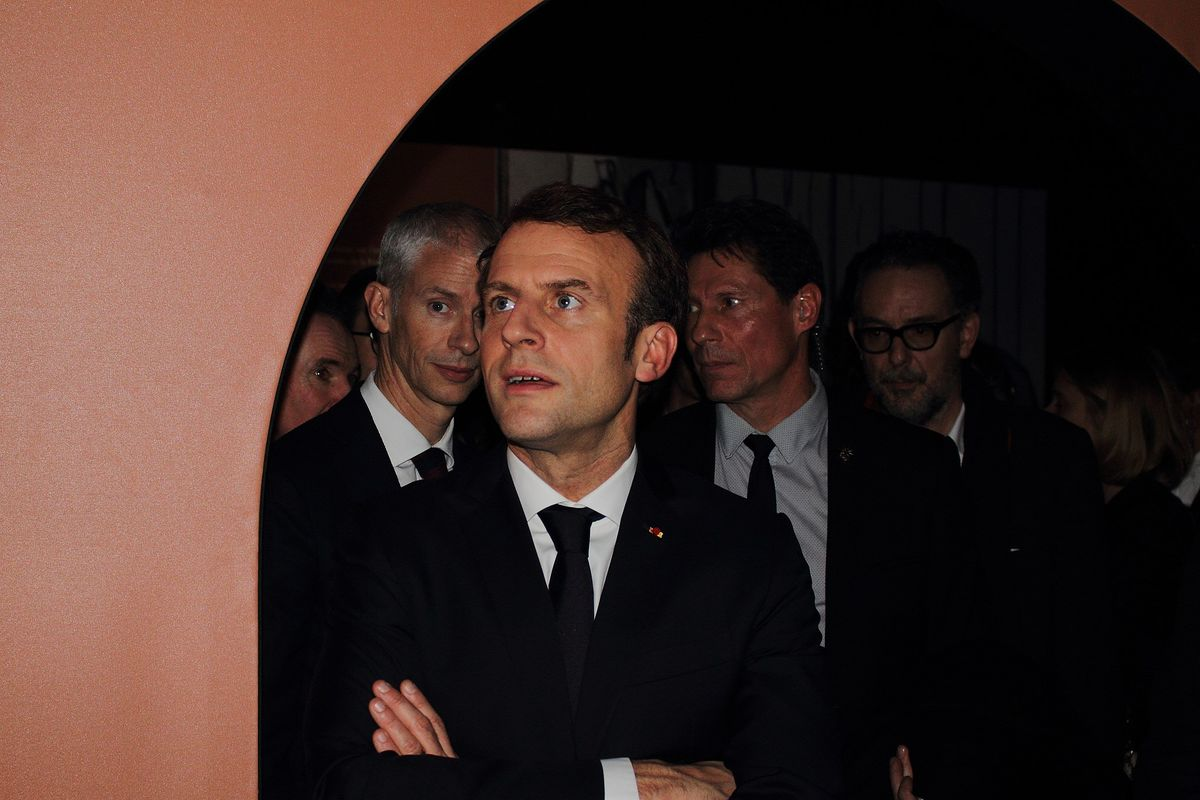 Macron accuses Anglophone media to not understand French laïcité and legitimising Islamistic terrorism