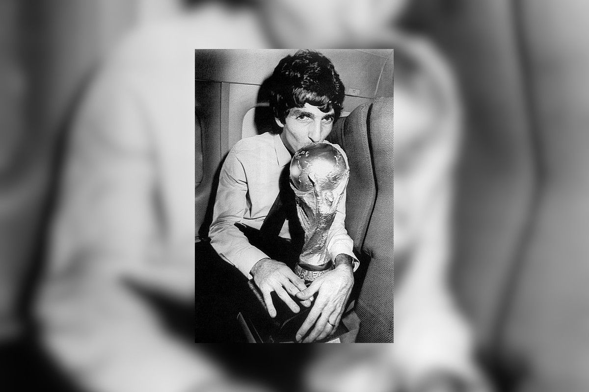 Italy World Cup legend Paolo Rossi is dead