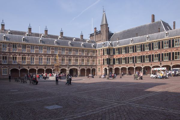 Non-binding motion in Dutch parliament says that China commits genocide of Uyghurs