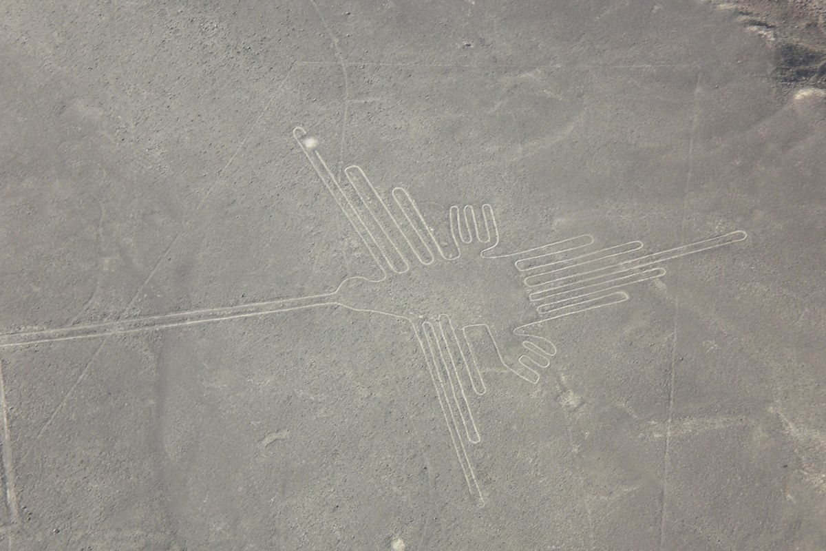 Large 2,000-year-old feline figure discovered in Peru's Nazca lines