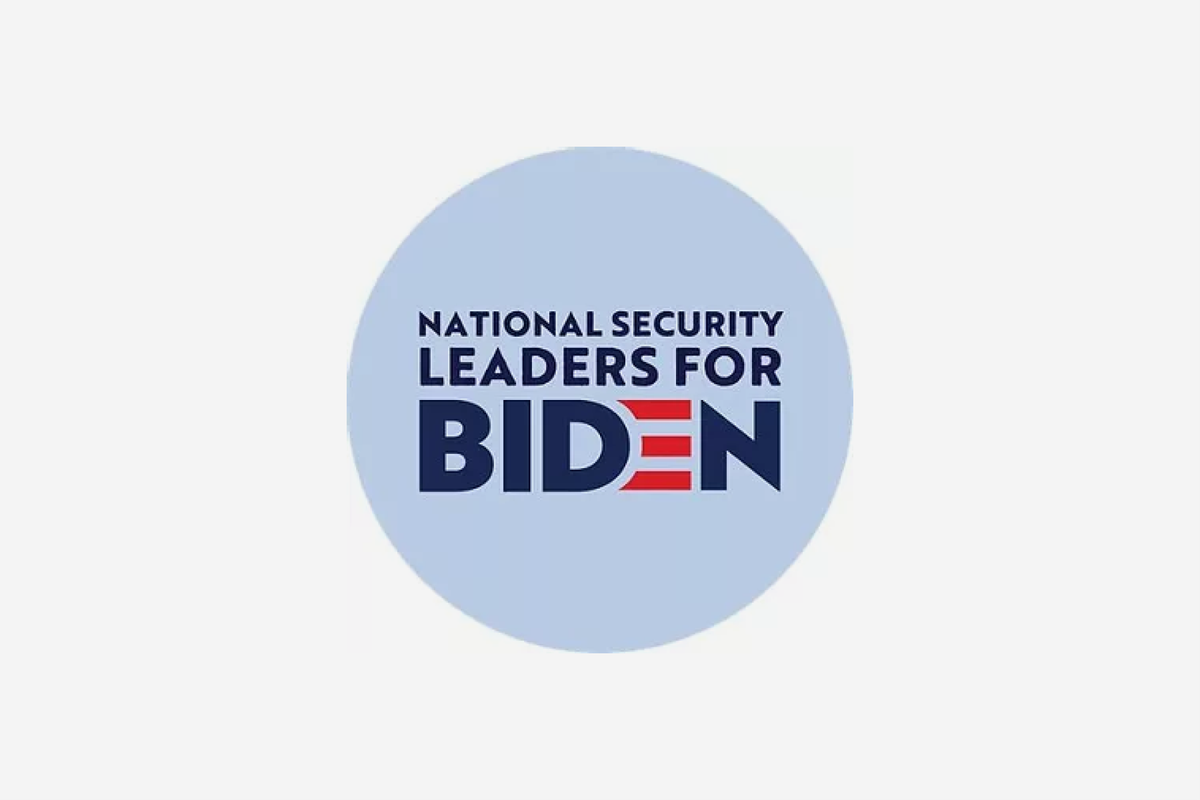 """""""National Security Leaders for Biden"""" publish """"open letter to America"""""""