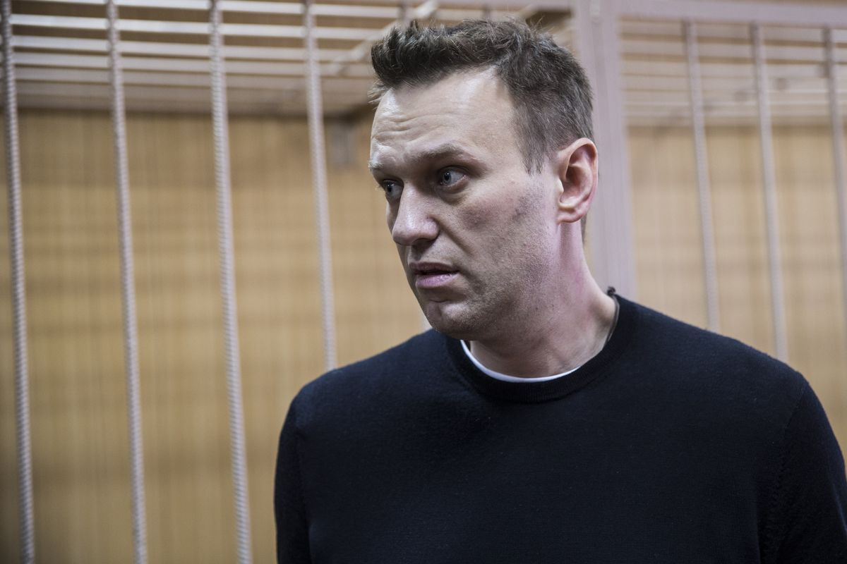 Navalny: Russian apartment seized and bank accounts frozen