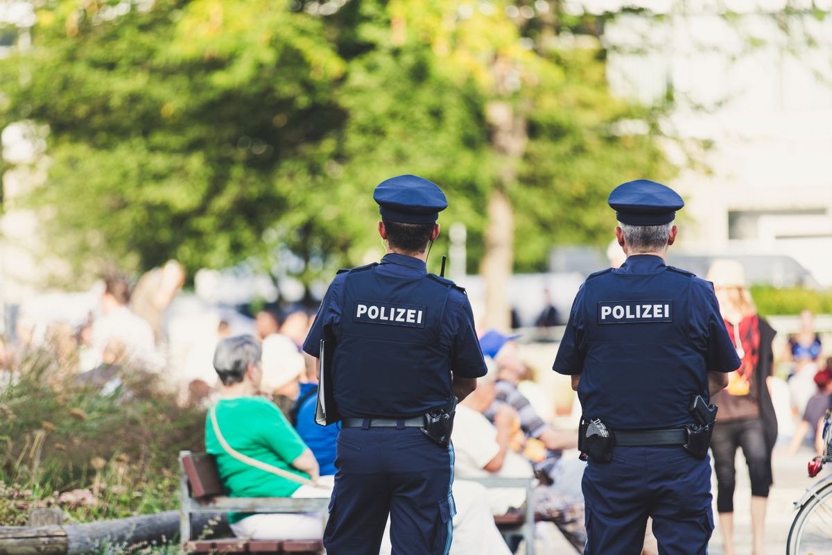 Altenstadt: Security guard seriously injured