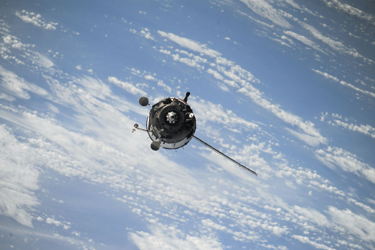 US Space Comnmand warns of possible armed Russian satellite