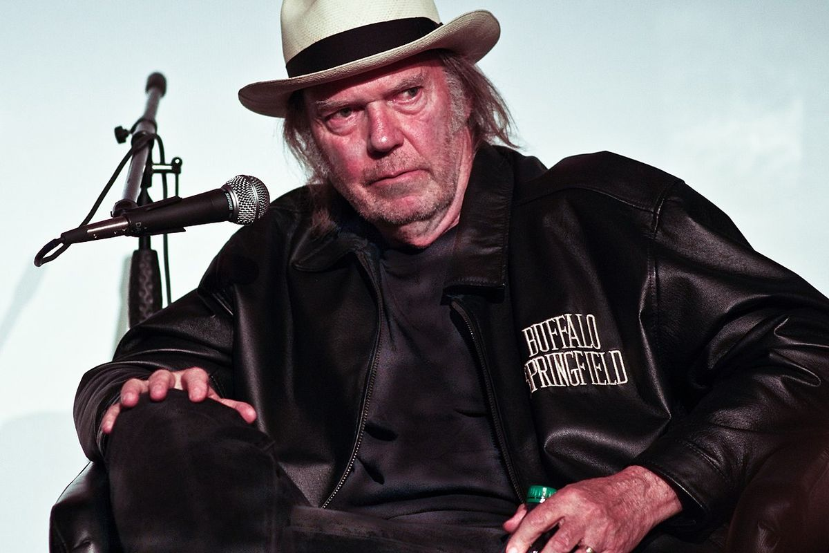Neil Young is suing Donald Trump over use of his music at campaign rallies
