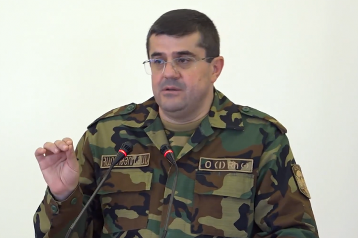 Armenia declares martial law - Armenia and Azerbaijan now at war
