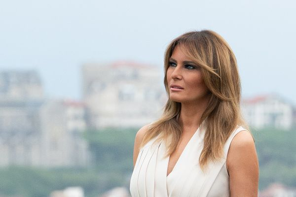 Melania Trump allegedly used private email while in White House