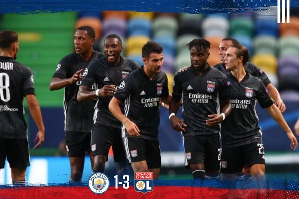 Lyon defeats Manchester City, qualifies for the Champions League semi-finals