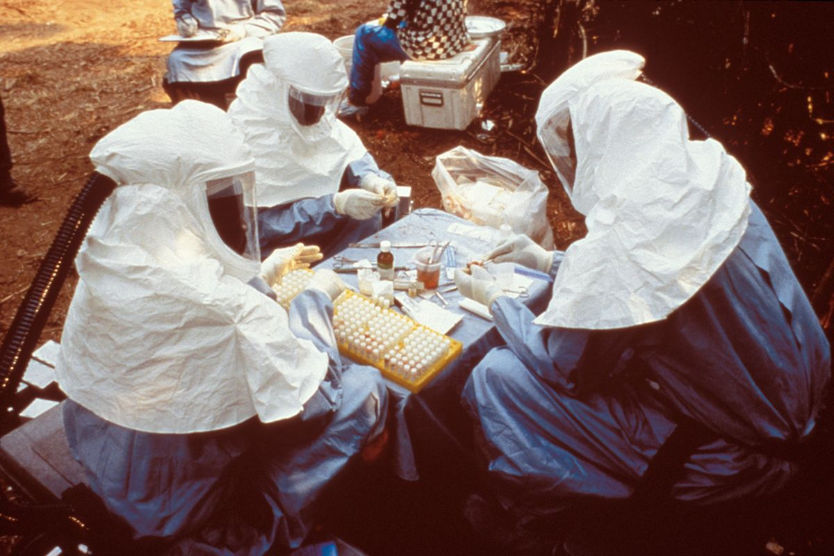DR Congo: Growing Ebola outbreak, 48 reported cases