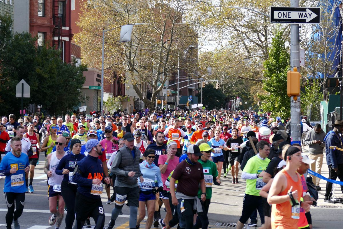 Covid-19: 50th edition of New York City City Marathon cancelled