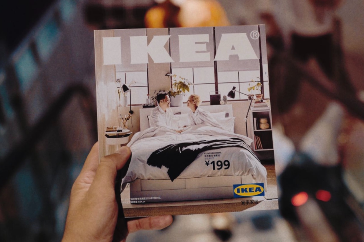Ikea to end publication of its catalogue after 70 years due to shift to online browsing