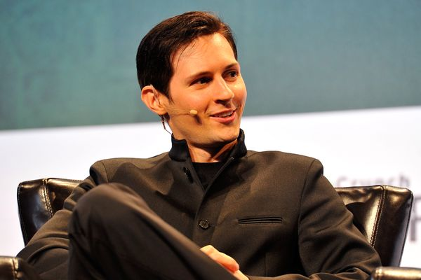 Pavel Durov, CEO and co-founder of Telegram