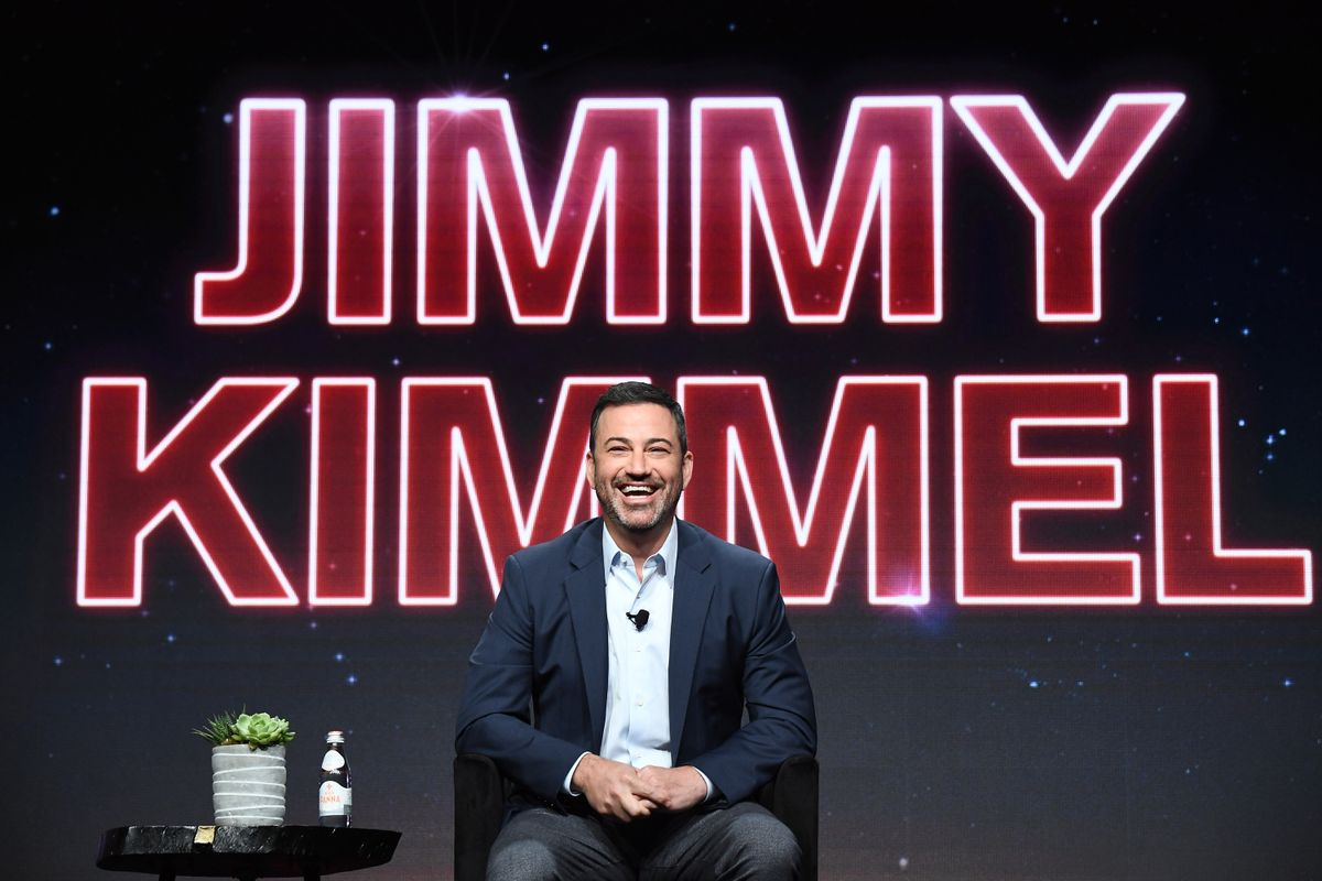 Jimmy Kimmel to host the Emmys