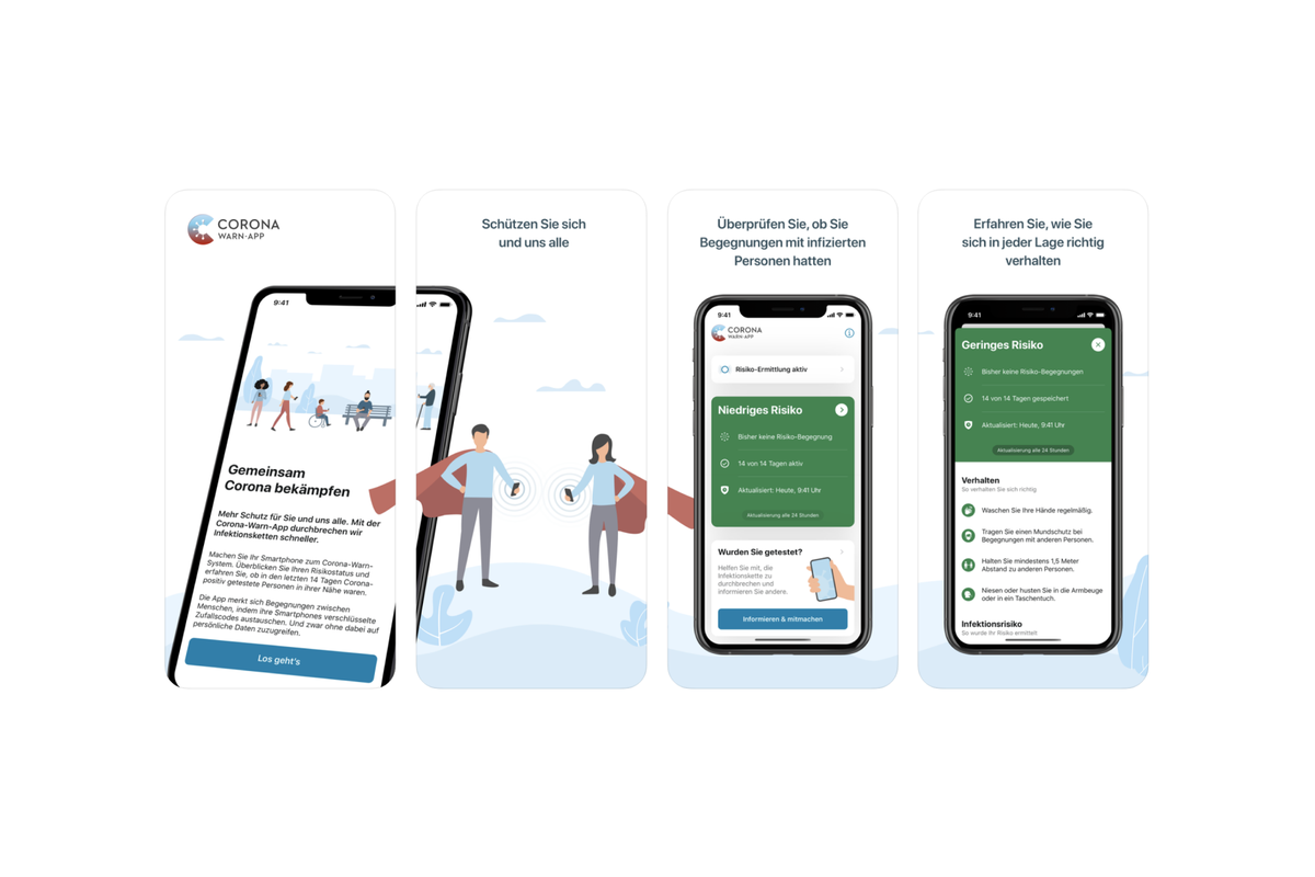 German Covid-19 contact tracing app cost €20 million