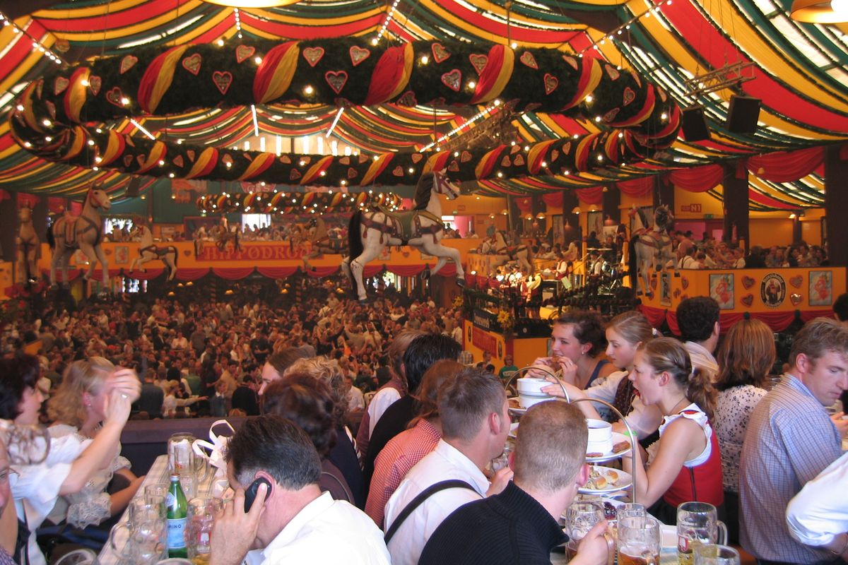 Munich's Oktoberfest likely to be canceled this year, due to outbreak